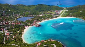 Luxury yacht charter in St Barts