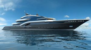 Revealed: The Brand New 90m Oceanco Superyacht Project Y717