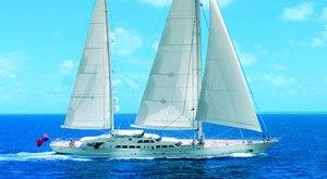 luxury sailing yacht SPIRIT OF THE C'S