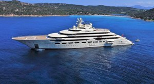 Superyacht DILBAR Named 'Motor Yacht Of The Year' At World Superyacht Awards 2017