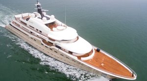 Superyacht 'Here Comes The Sun' Delivered From Amels