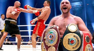 Tyson Fury Offered $120M To Face Wladimir Klitschko On A Private Superyacht