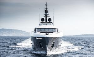 63m superyacht 'Utopia IV' joins the yacht charter fleet