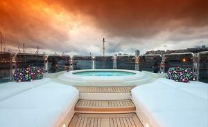 Mediterranean Offer on Benetti M/Y ULYSSES