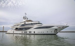Benetti delivers 47m superyacht BACCHANAL