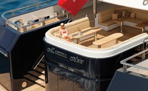 Lurssen Charter Yacht 'Martha Ann' To Attend Yachts Miami Beach 2017