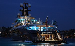 Application granted by Malaysian High Court to sell superyacht EQUANIMITY