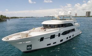 Superyacht 'The Rock' joins the global charter fleet in the Bahamas