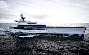 109m superyacht 'Bravo Eugenia' scoops up 'Yacht of the Year' title at World Yacht Trophies