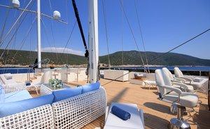 Charter Neta Marine superyacht MEIRA for less in Turkey