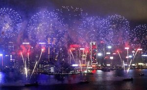 Charter A Luxury Yacht For Chinese New Year 2016