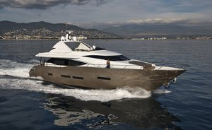 Luxury Yacht QUANTUM Drops Rate for French Riviera Charter