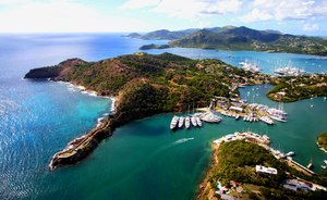 Top Five Largest Yachts at the Antigua Charter Yacht Show 2016