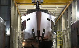 Admiral Yachts Launches Brand New 55m Hybrid Superyacht 'Quinta Essentia'