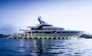 Abeking & Rasmussen launch 68m superyacht SOARING