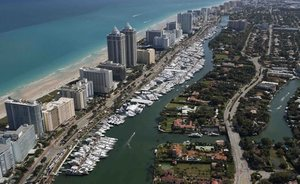 Yachts Attending the Miami Yacht Show 2014