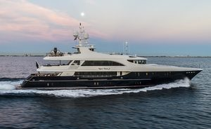 Bahamas charter special: last-minute availability for 48m motor yacht NEVER ENOUGH