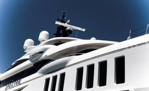 Benetti launches superyacht SPECTRE