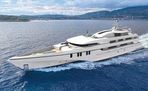 Echo Yachts shows off largest luxury trimaran 'White Rabbit Golf'