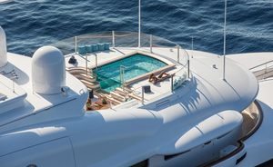 Superyacht AQUILA To Attend The Antigua Charter Yacht Show 2017