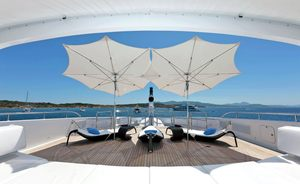 Heesen Motor Yacht INCEPTION Drops Rate on Caribbean Charters