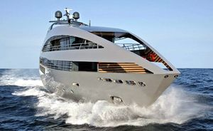 Thailand charter deal: 41m luxury yacht 'Ocean Emerald' offers 15% off bookings in October.