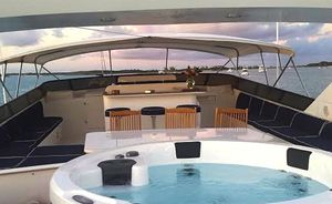 Charter Yacht 'Kelly Anne' Offers Outstanding Bahamas Deal
