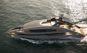 December discount on South East Asia yacht charter with superyacht Ocean Emerald
