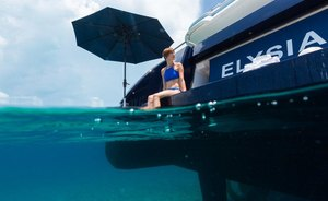 Superyacht ELYSIAN Available For Charter In The Caribbean This Winter