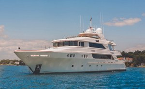 Easter yacht charter: Escape to the Bahamas on board superyacht 'Far From It'