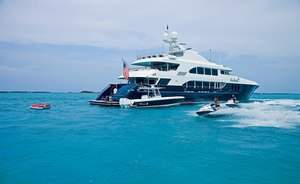 Luxury yacht ALESSANDRA now available to charter
