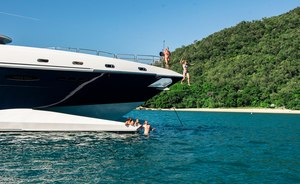 Papua New Guinea charter deal announced on luxury yacht SPIRIT