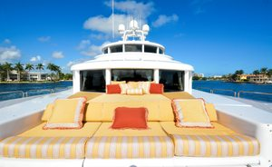Superyacht STARSHIP Open For Holiday Charters In The Bahamas