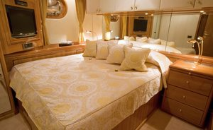 Sailing Yacht REE Available in Unusual Cruising Destination this Summer