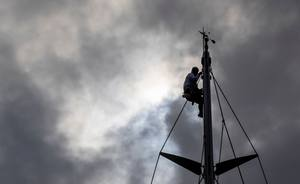Video: No wind in Porto Cervo halts day 2 of Loro Piana Superyacht Regatta 2018