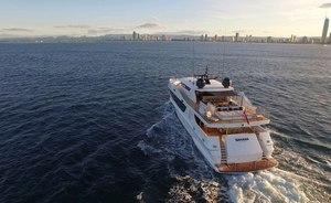 Refitted Superyacht SAHANA Available for Australia Charters