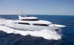 Charter Yacht 'NORTHERN LIGHTS' Available in the Bahamas