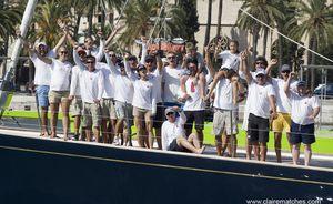 Charter Yacht BOLERO Cruises to Victory at Superyacht Cup Palma 2017