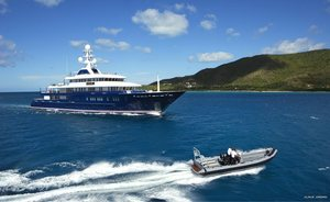 Superyacht 'Northern Star' Signs Up for Palm Beach Boat Show 2016