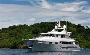 Charter Yacht 'CHRISTINA G' Offers Special Rates