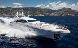 Charter yachts recognised at International Yacht & Aviation Awards 2018