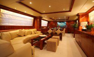 Motor Yacht 'POWDERMONKEY OF LONDON' Offering Charter Deal