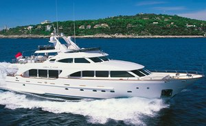 Charter Yacht NEW STAR in the Caribbean