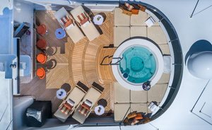 Bahamas yacht charter special: save with superyacht CLAIRE