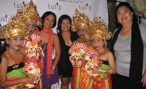 5th annual YSG / Cape Discovery Bali superyacht charity RDV