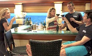 Below Deck Season 3 Yacht EROS - Charter Yacht Renamed for TV Show