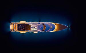 Delivered: 108m Benetti superyacht LUMINOSITY