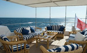 Charter yacht DANIELLA - Reduced Rate, No Delivery Fees & Flexible Destinations
