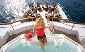 Mediterranean charter special aboard Feadship superyacht UTOPIA
