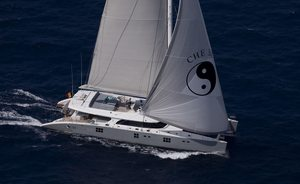 Special offer on Caribbean charter with superyacht CHE